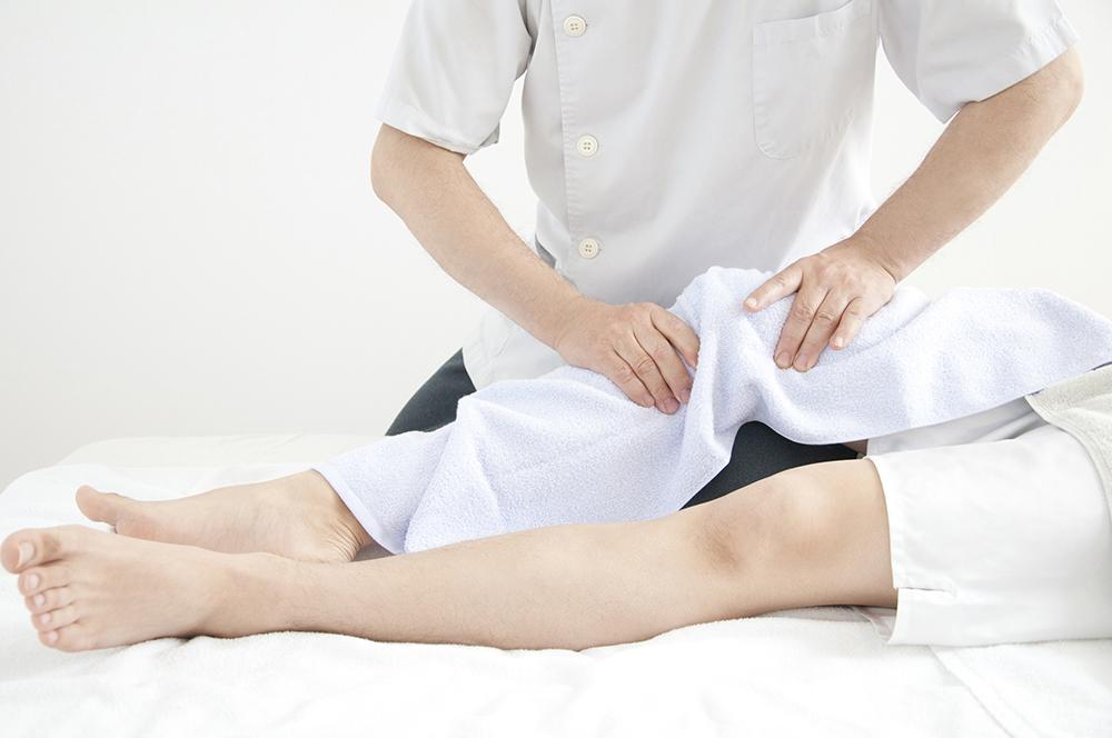 膝や足の痛み